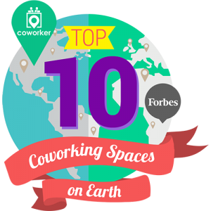 Forbes Best Coworking Spaces on Earth